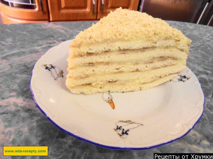 Вкусные пироги торты