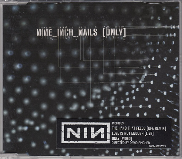 Nine inch nails only cd