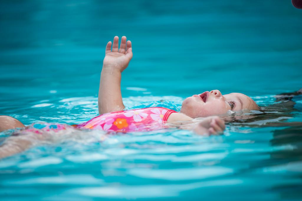 Що робити якщо дитина захлинулася у ванні