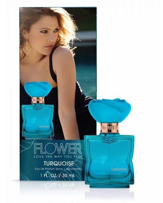 Flower perfume drew barrymore
