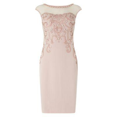 Phase eight dusky pink dress