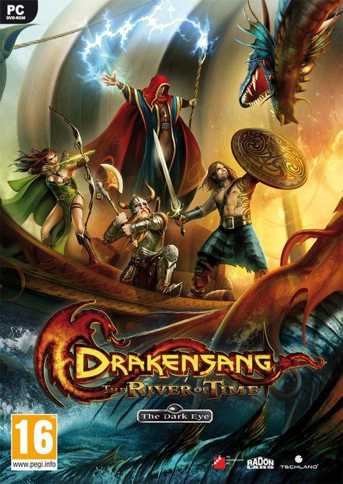 Drakensang 2 homepage