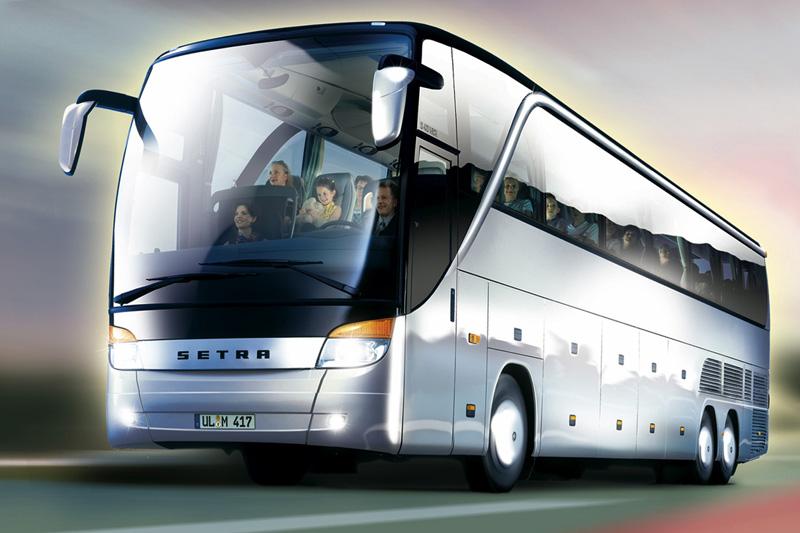 Автобусные перевозки туристов