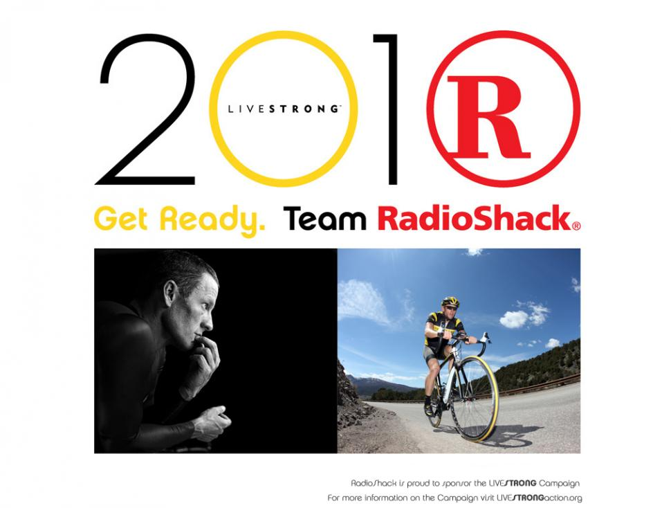Lance armstrong team radioshack