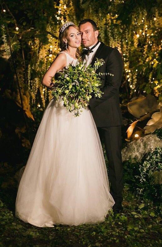 Михаил терехин женится на ком