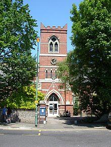 Holy trinity church nailsea somerset