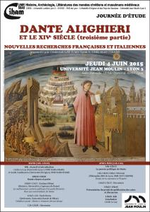 Dante Alighieri et le XIVe Siècle (troisième partie)
