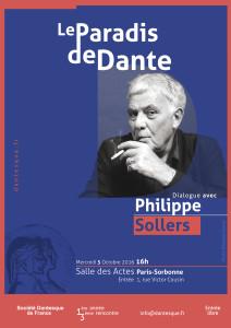 Le Paradis de Dante: dialogue avec Philippe Sollers