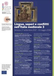 Lingue, saperi e conflitti nell'Italia medievale