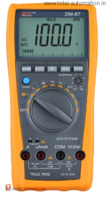 Digital Multimeter HTC DM - 87