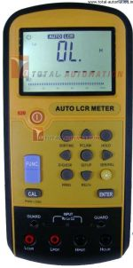 KM-520B-Kusam Meco-MULTIFUNCTIONAL LCR METER WITH USB