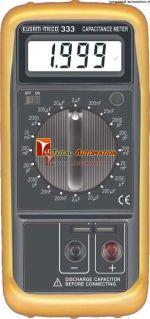 KM 333-Kusam Meco-Digital Capacitance meter