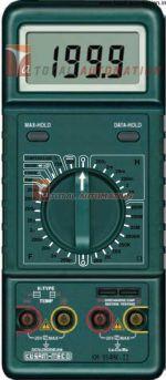KM-954MK II-Kusam Meco-LARGE-DISPLAY DIGITAL LCR METER