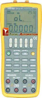 Kusam Meco-KM CAL905-MULTIFUNCTION PROCESS CALIBRATOR-Calibration Instruments