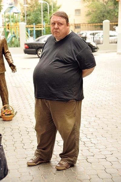 Семчев актер похудел фото