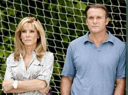 Who does tim mcgraw play in the blind side