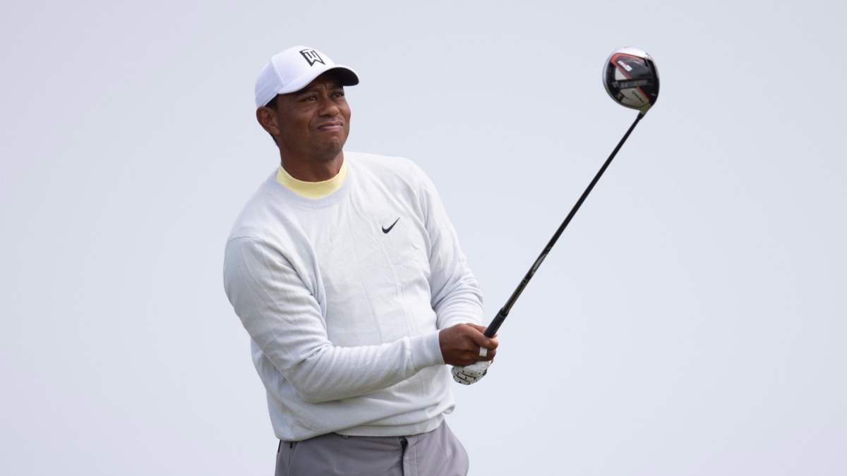 Tiger woods tee times
