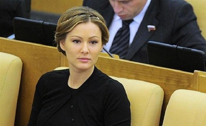 Мария Кожевникова.