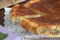 Фото к рецепту: Творожная запеканка с овсянкой (в мультиварке)