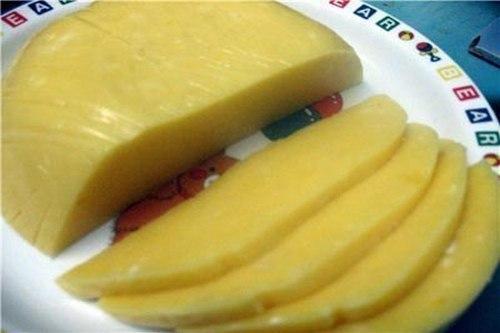 Рецепт твердого сыра в домашних условиях из творога