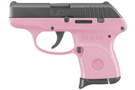 Hot pink 380 handgun