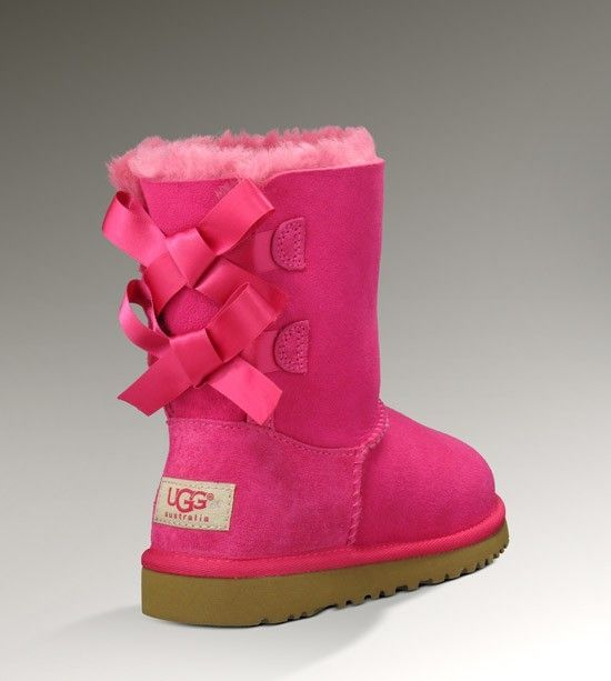 Uggs hot pink