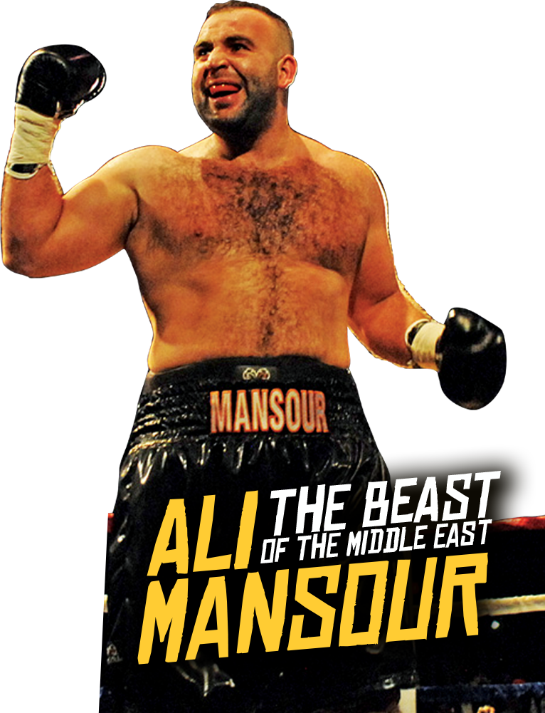 Ali Mansour - The Beast of the East