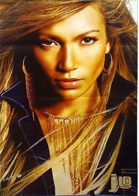 Jennifer lopez cd cover