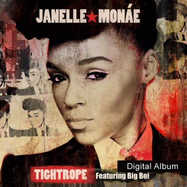 Janelle monae tightrope mp3