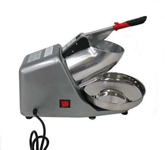 Electric ice crusher for sale