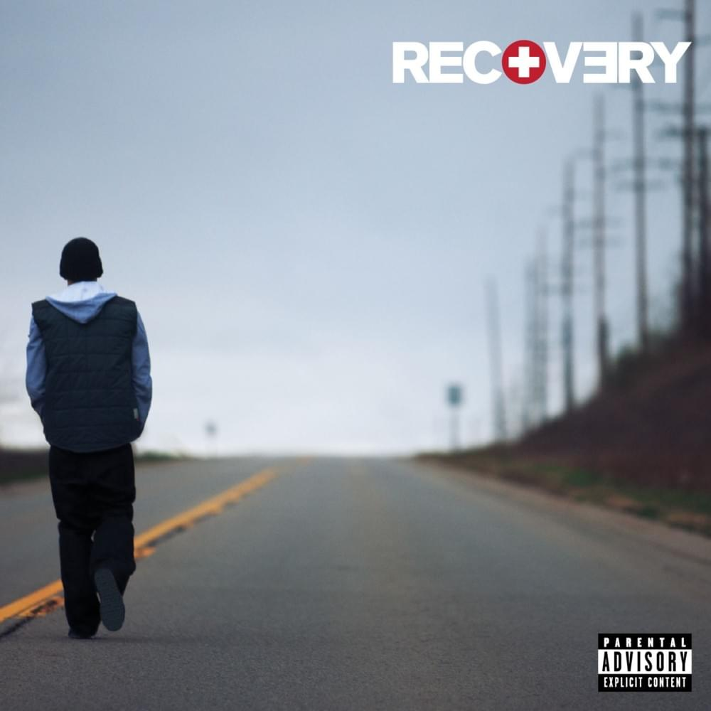 Eminem list of songs on recovery