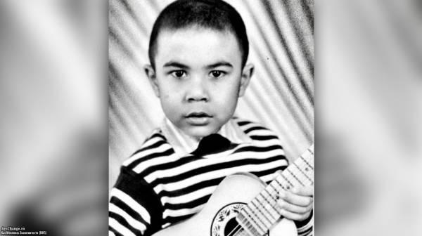 Дони Исламов (MC Doni) в детстве, юности