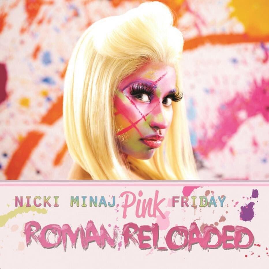 Nicki minaj pink friday roman reloaded lyrics