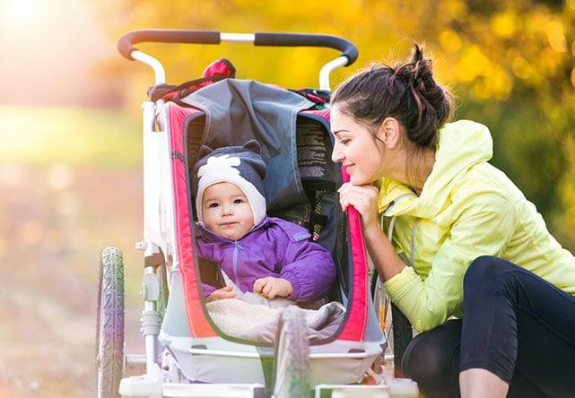Можно ли бегать после родов