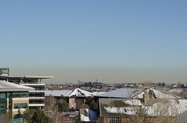 Denver Haze