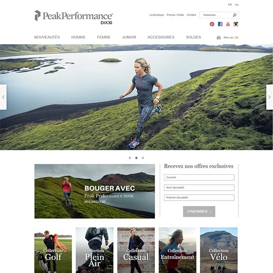 PeakPerformance Dix30