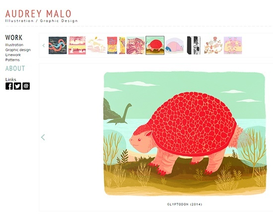 Audrey Malo, illustratrions et design graphique