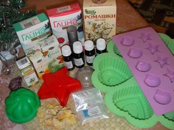 Мыло ручной работы рецепты в домашних условиях