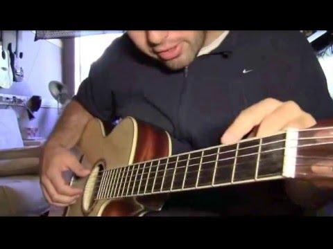 James blunt same mistake guitar