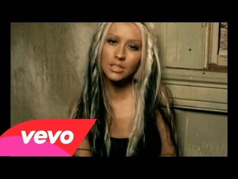 Download beautiful christina aguilera