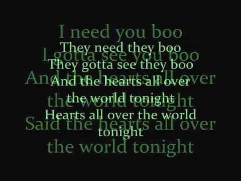 Need you boo chris brown lyrics
