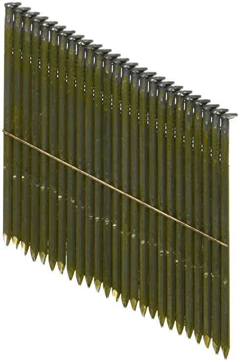 28 degree wire collated stick nails