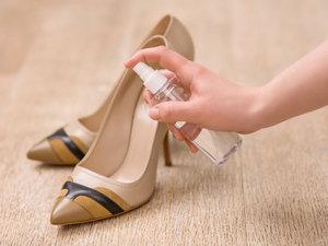 Как разносить обувь в подъеме
