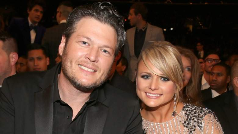 Blake shelton wife miranda lambert