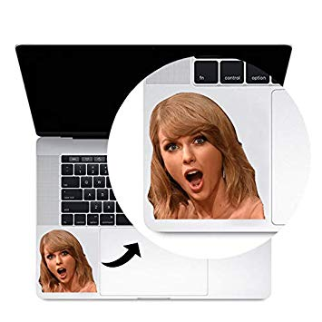Taylor swift laptop decal