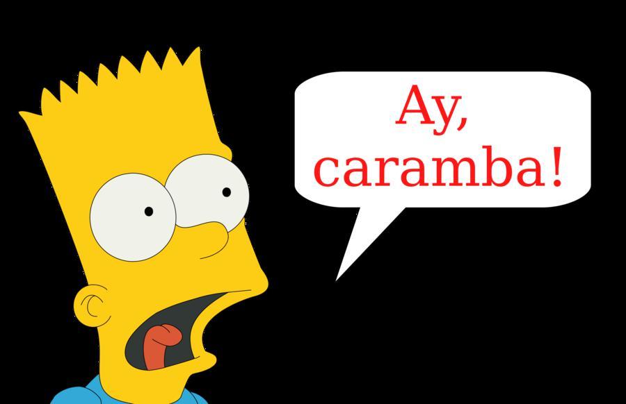 Кто говорит карамба