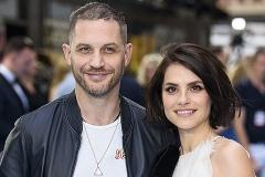 Том Харди и Шарлотта Райли стали родителями во второй раз