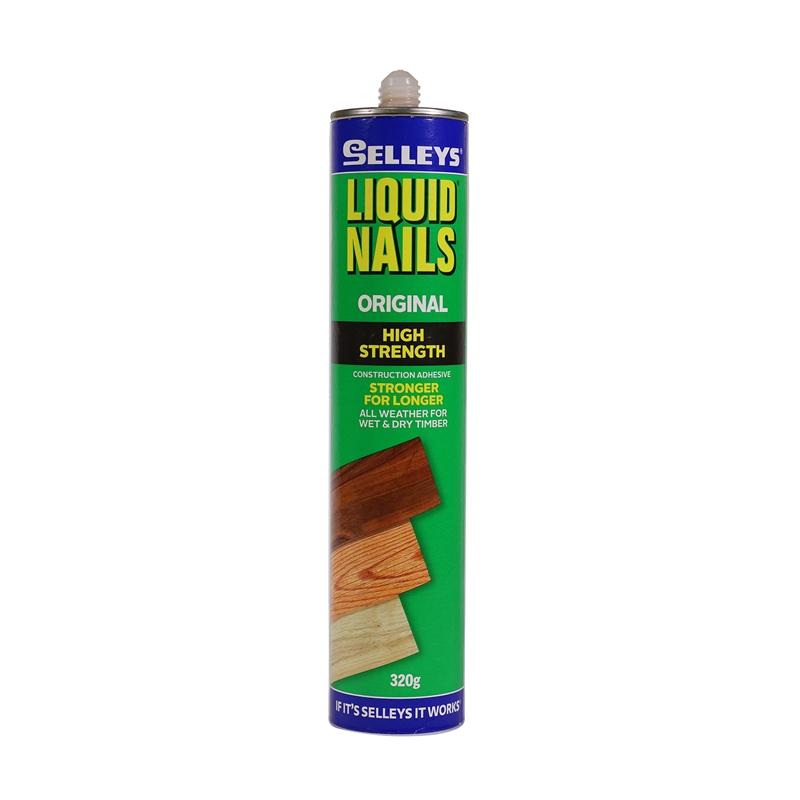 Liquid for nails
