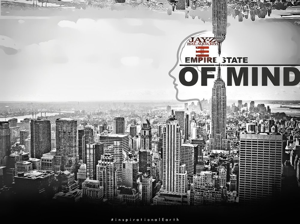 Empire state of mind jay-z alicia keys official video lyrics