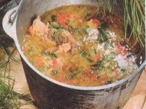 Суп з фото
